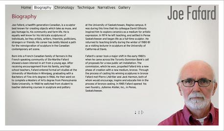 Joe Fafard : National Gallery of Canada