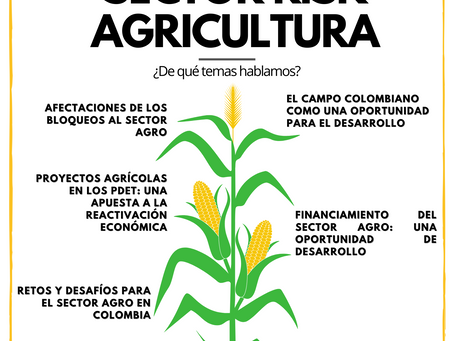 Sector Risk Monthly: Agricultura