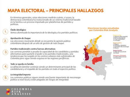Informe Especial: Elecciones Locales 2019 Colombia