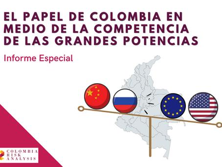 El papel de Colombia en medio de la competencia de las grandes potencias