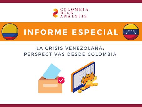 La Crisis Venezolana: Perspectivas desde Colombia