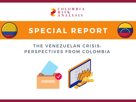 The Venezuelan Crisis: Perspectives from Colombia