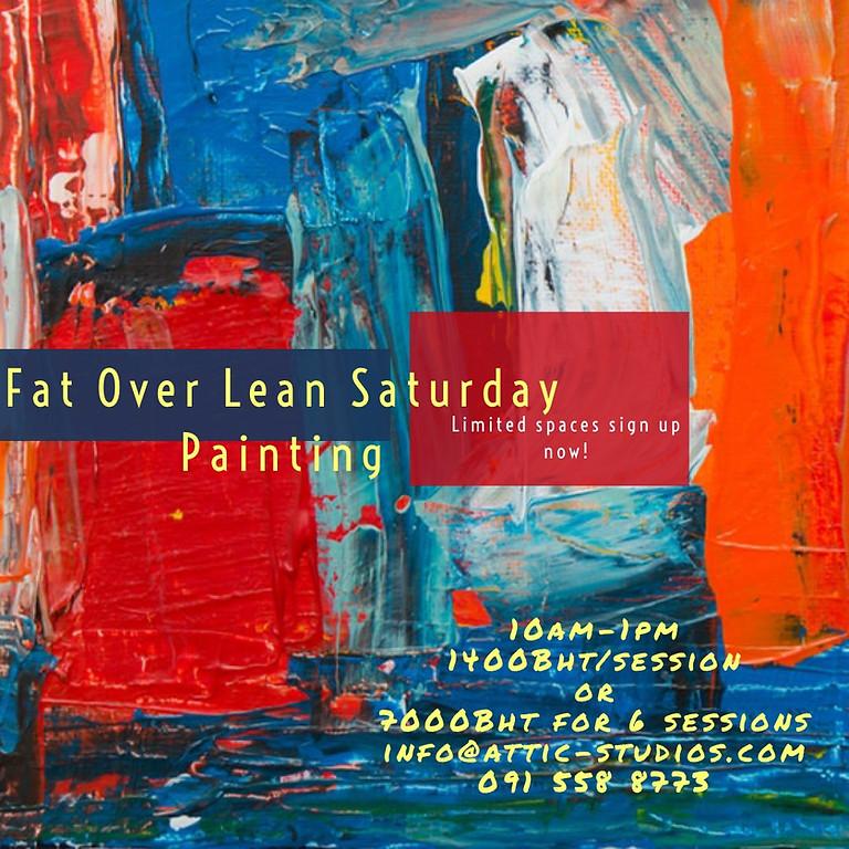 Fat Over Lean - Saturday Oils