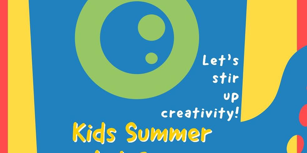 Kids Art Camps