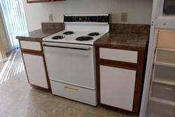 kitchen stove side