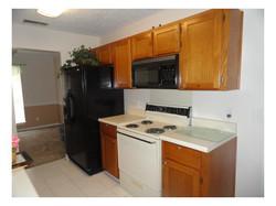 Kitchen; new microwave