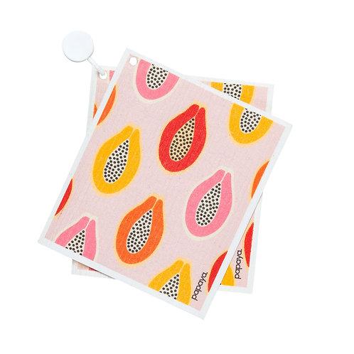 PAPAYA - Mod Papayas Paper Towel