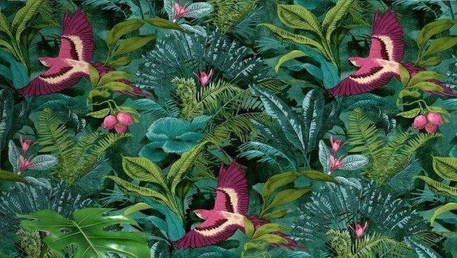 rasch-tropical-teal-green-rainforest-wallpaper-botanical-floral-birds-jungle-p6506-18451_m