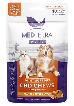 Medterra Pet Chew Joint Support.webp