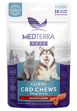 Medterra Pet Chew Calming.webp
