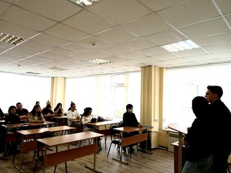 Тьюторские часы со студентами