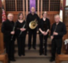 Canusa Woodwind Quintet