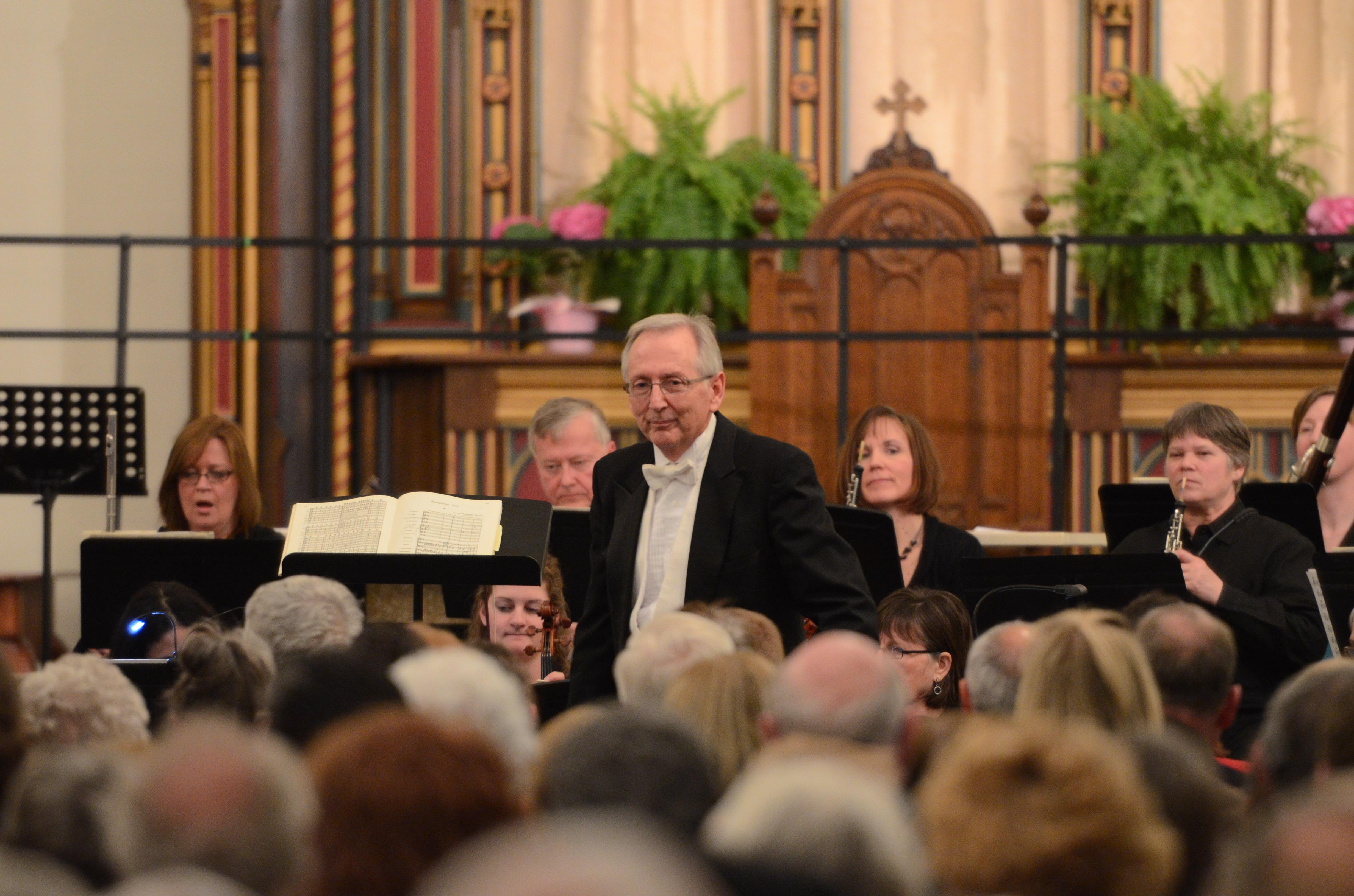 John Wilkinson, conductor