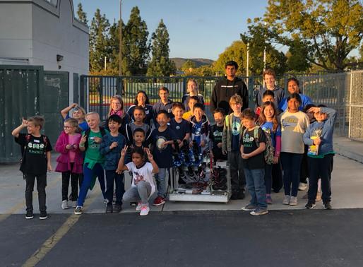 Paloma Elementary Outreach