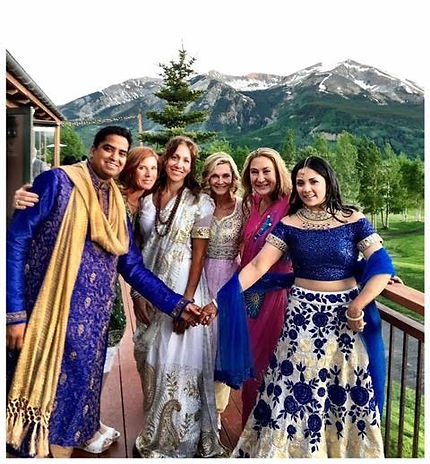 Princess Productions Weddings in beautiful Crested Butte Colorado! Personalized, Unique Weddings and Event planning.