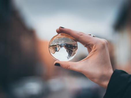 Praca z perspektywą jako prosta metoda do szukania rozwiązań w życiu i biznesie.
