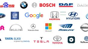 Trend Report: SELF-DRIVING x LOGISTICS