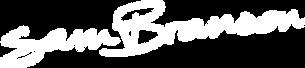 SamBranson_FullSignature_Logo_White_Full