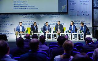 Agenda | EID Forum - Electronic Identity Forum | Estonia
