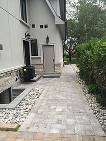 Different Pictures of Stone walkways, Unilock stone, oakspavers stone and permacon