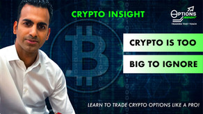 Crypto is too big to ignore