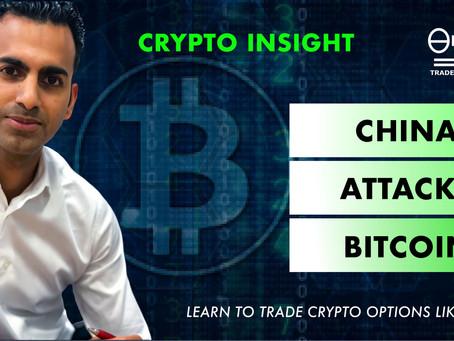 China Attacks Bitcoin