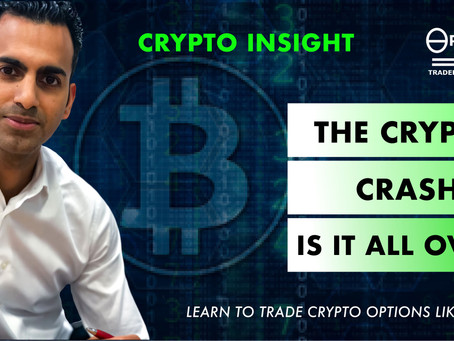 The Crypto Crash... is it all over?
