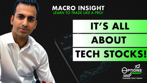 It's all about tech stocks!