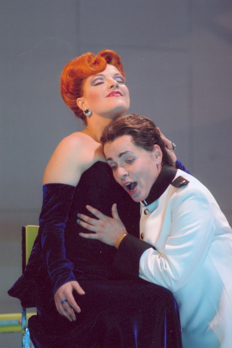 Vitellia (Mozart: Titus)