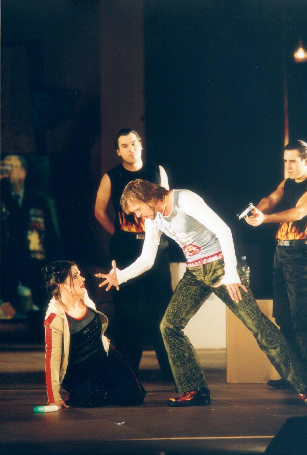 Drusilla (Monteverdi: Poppea)