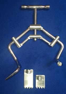 Separador de Robot con Valvas Intercambi