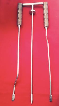 Retiro de Cemento Tipo Bayoneta