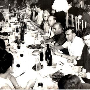 Restaurante Cascatinha Antigo