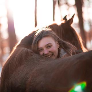 A Horses Wintertale