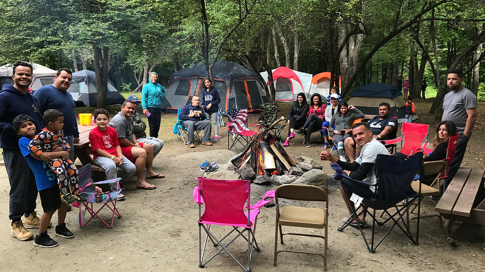Campground Rental Group Binder (1st payment)