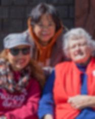 Women at God Speak Retreat Singing Hills Chistian Camp NH