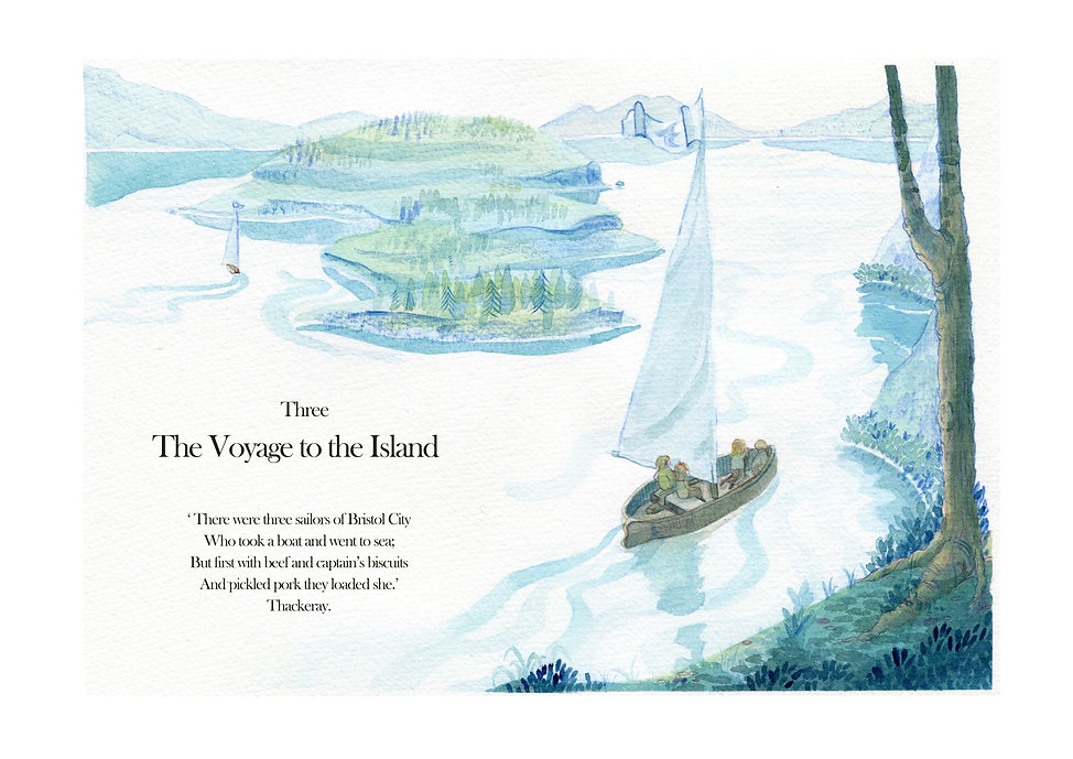 Chapter Three_ The Voyage to the Island