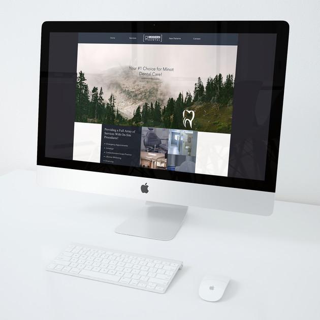 Dental Website Design