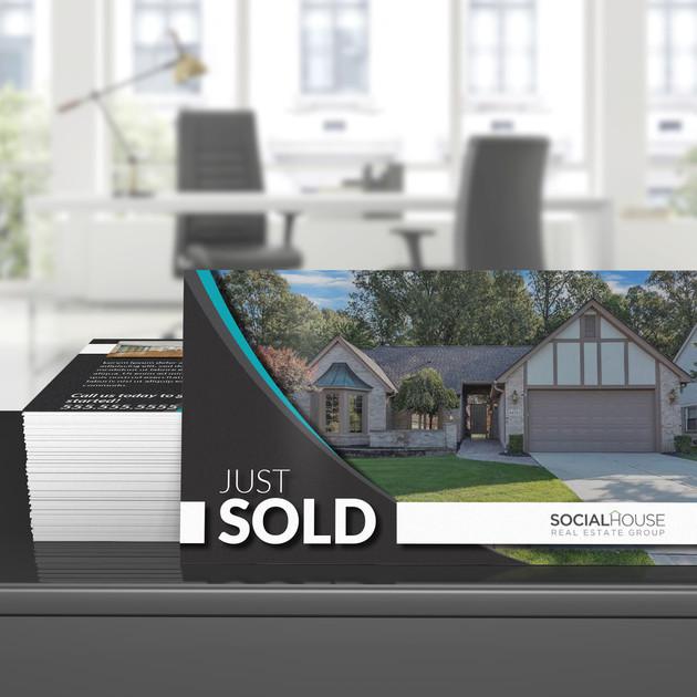 Real Estate Postcard Mailer