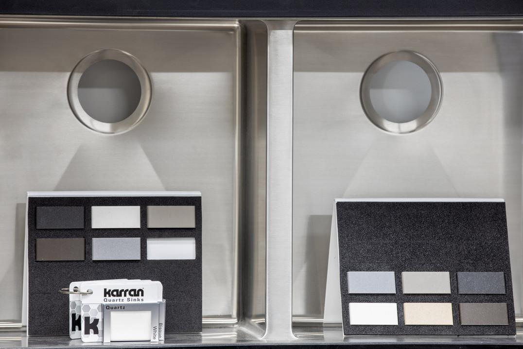 Thomas Home Interiors - Bathroom Countertop Showroom