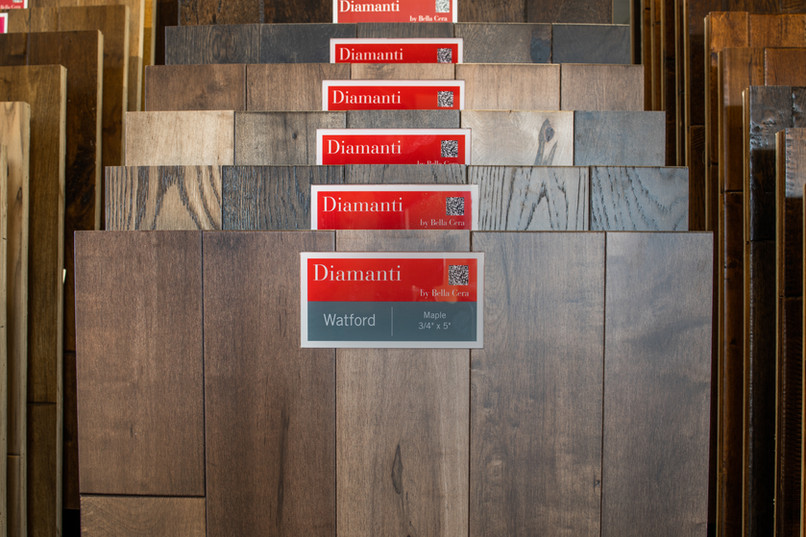 Thomas Home Interiors - Flooring Showroom