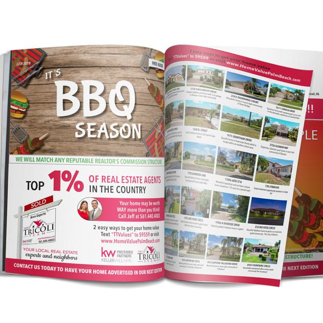 Print Advertising Booklet