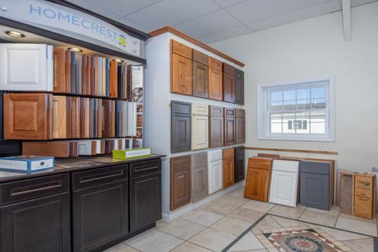 Thomas Home Interiors - Custom Cabinet Showroom