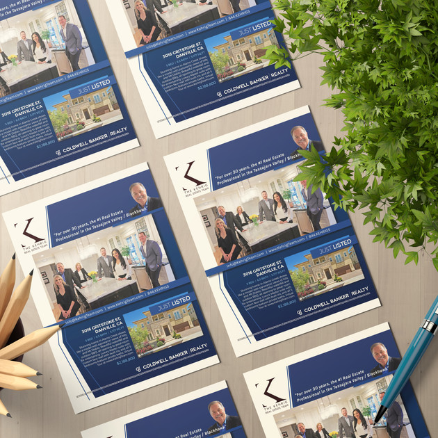 Luxury Home Mailer Marketing