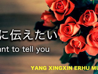 二胡 楊興新【君に伝えたい】 want to tell you (我想告訴你)音楽作曲 鈴木美香 YANG XINGXIN Erhu Music¥