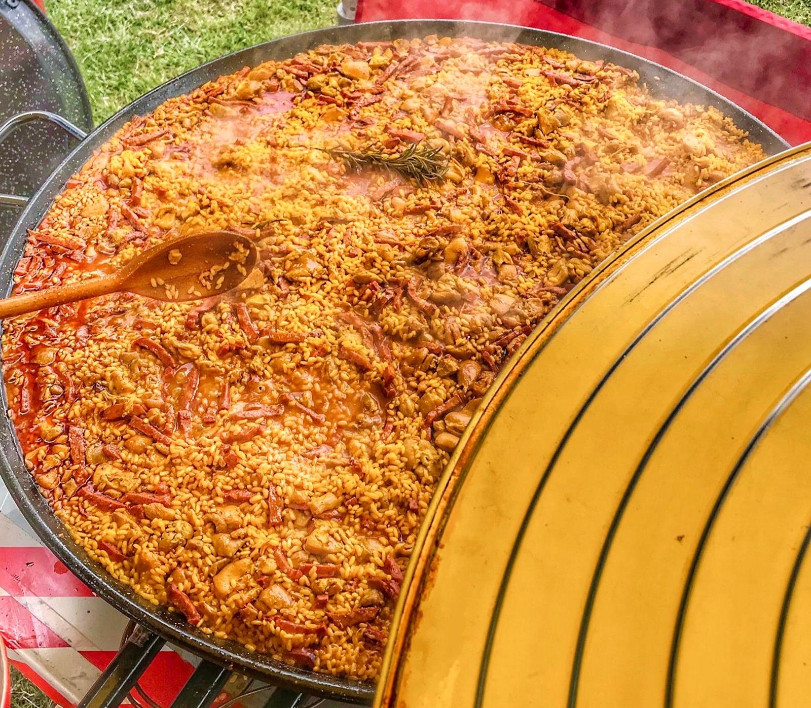 La Paella Paella