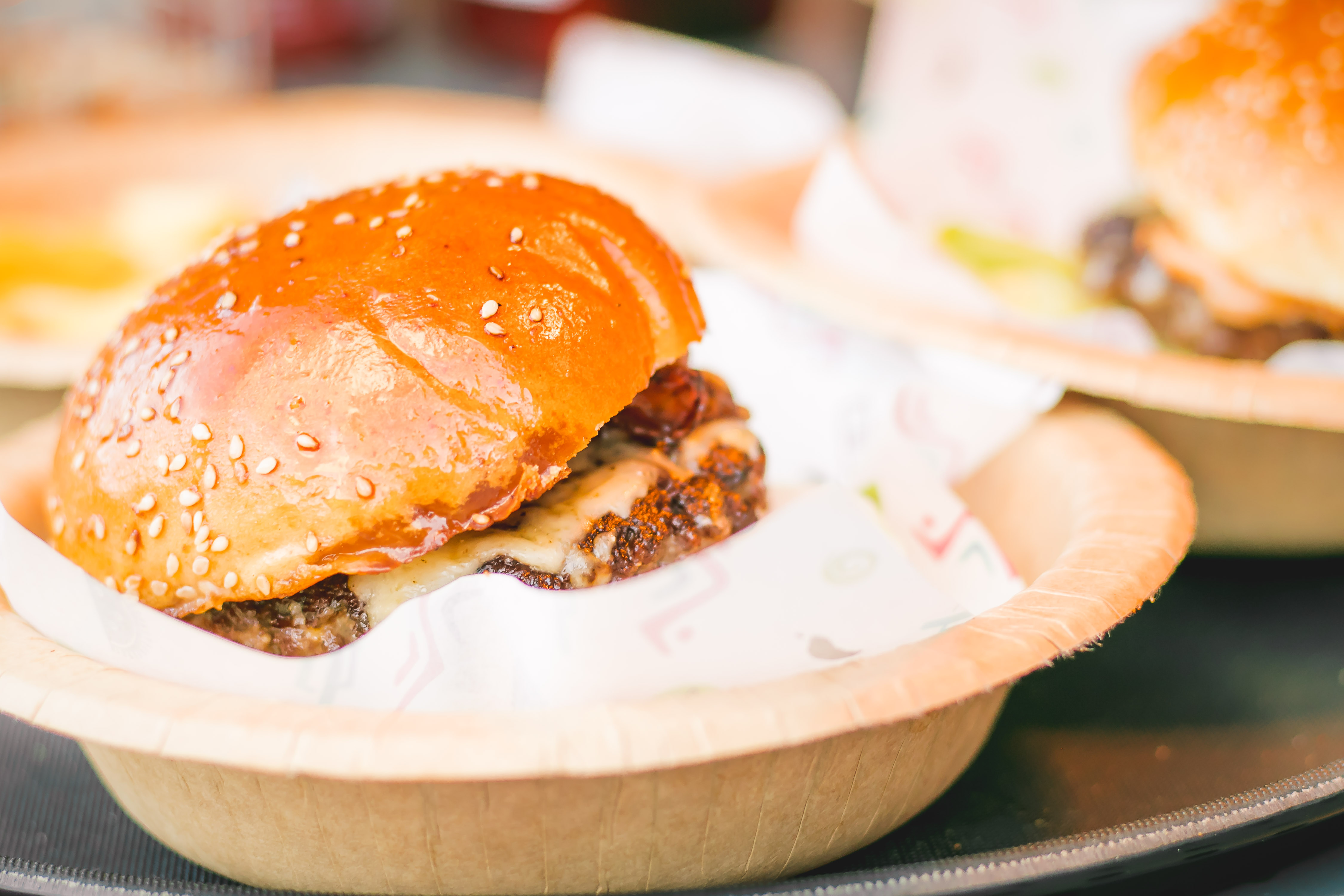 Hot Squeeze Burger Co