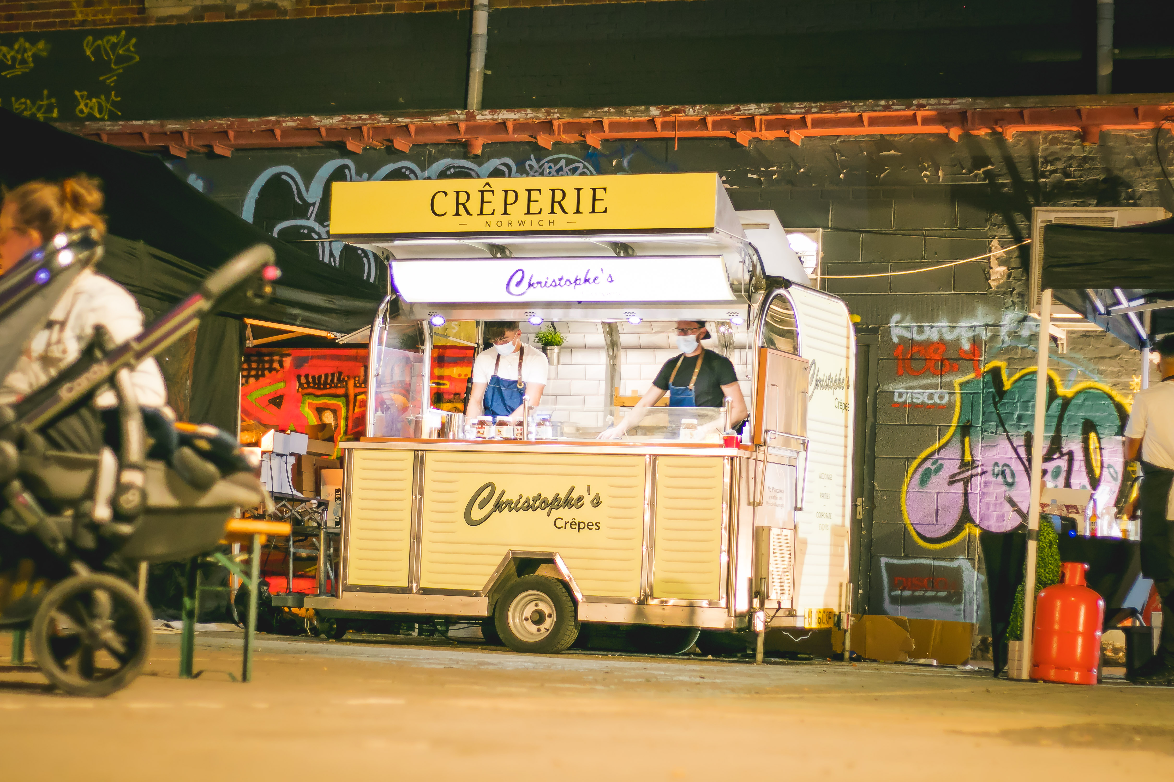 Christophe's Crepes
