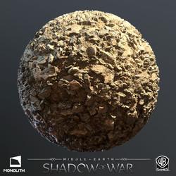 ClayRockGround_Sphere