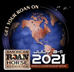 Save The Date!  2021 ARHA World Show